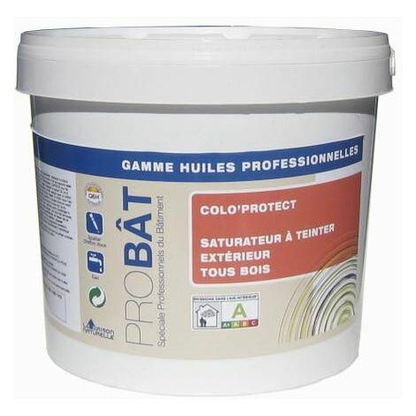 Saturateur extérieur tous bois à teinter COLOPROTECT 5l - pot(s) de 5L