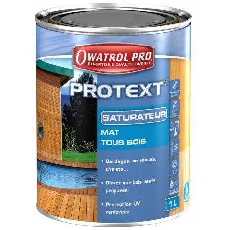 Saturateur phase aqueuse Protext OWATROL - Miel - 1L - 650