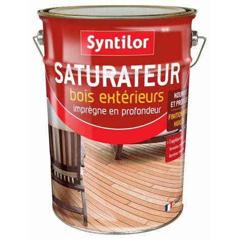 Saturateur SYNTILOR 5 l, incolore