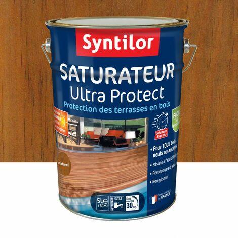 Saturateur Ultra protect SYNTILOR, naturel, mat 5 l