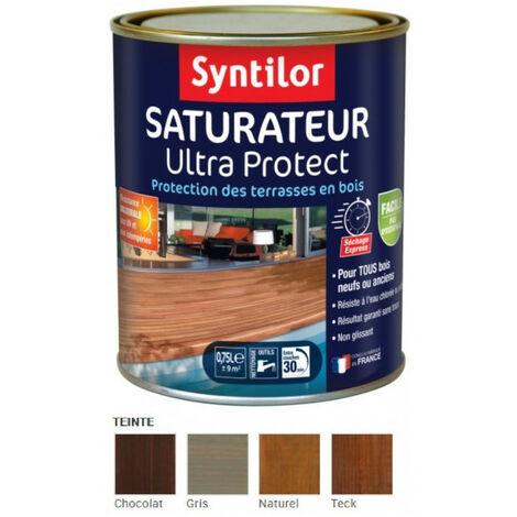 Saturateur Ultra Protect Syntilor pour bois neufs - plusieurs modèles disponibles