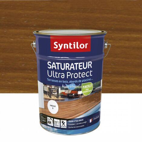 Saturateur Ultra protect SYNTILOR, teck, mat 5 l