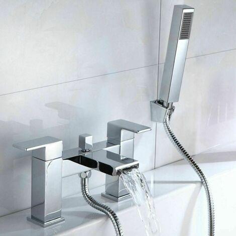 Saturn Waterfall Bath Shower Mixer Tap