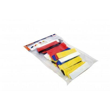 SATZ VON 50 ABSTANDSKEILEN FLACH - 5 x 10 Keile - EDMA