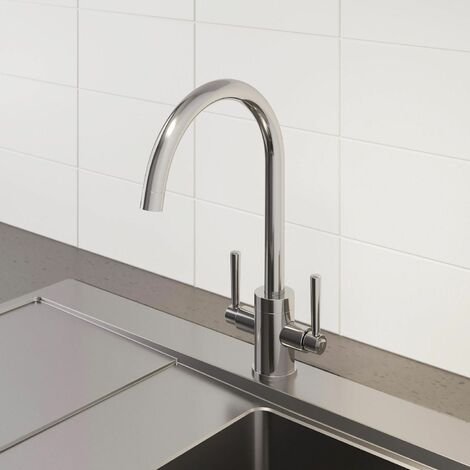 Sauber Thun Kitchen Mixer Tap