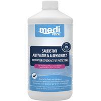 Sauerstoff Aktivator und Algenschutz 1 L mediPOOL