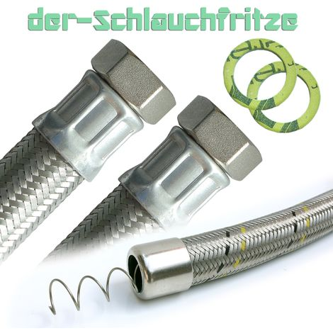 """Saugschlauch 1\""""ÜM x 1\""""ÜM, Pumpenschlauch, Druckschlauch"""