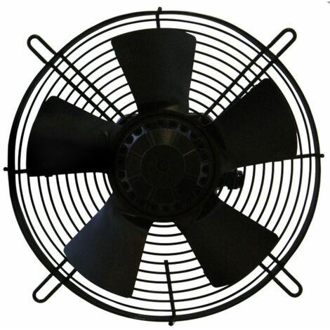 Saugventilator 300 mm Axialventilator m. Schutzgitter 230V saugend Kühlaggregat Lüfter