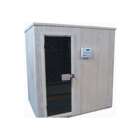Sauna 1,5 X 1,5 X 2,1 m