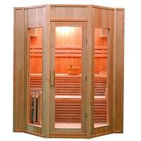 Sauna à vapeur Zen - 2 à 5 places - Nombre de places: 4 places