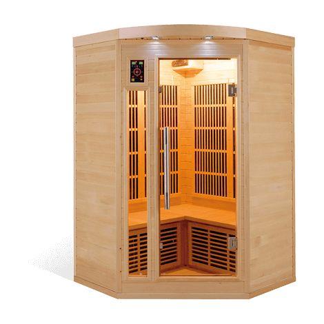 Sauna APOLLON 2/3 places