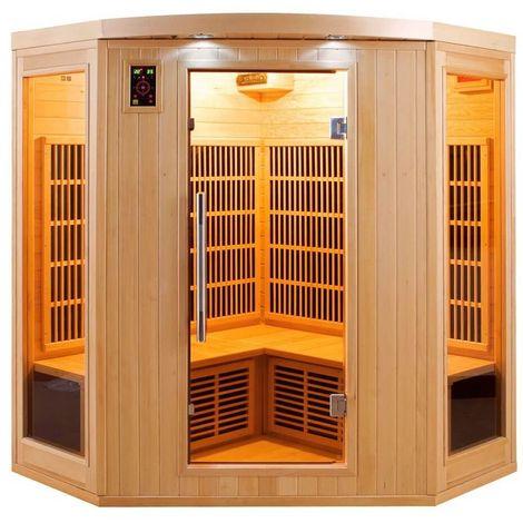 Sauna APOLLON 3/4 places