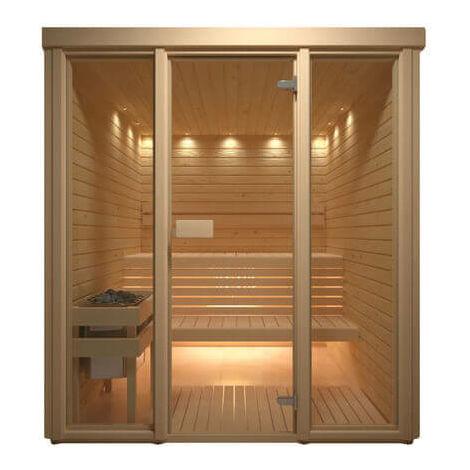 Sauna Boréal 3,24 m²