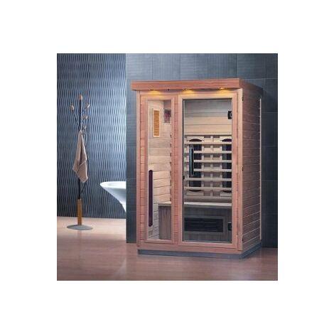 Sauna de infrarrojos
