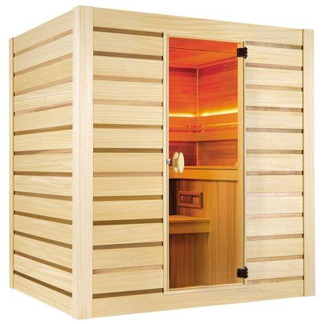 Sauna Finlandese Holl S Eccolo Da 6 Posti