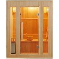 Sauna finlandese tradizionale SAKURA da 2 posti