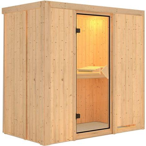 Sauna Finlandese Tradizionale Variado Da 2 Posti