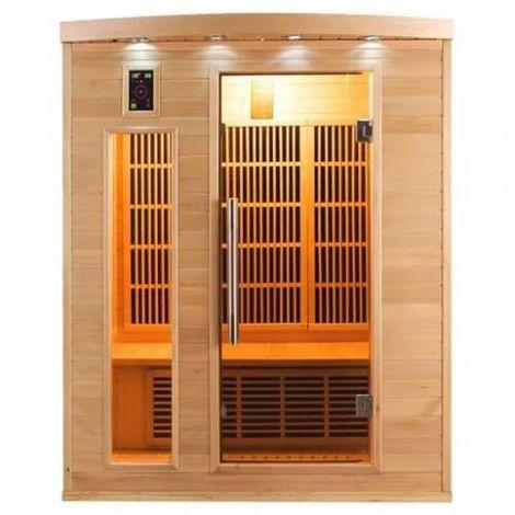 Sauna infrarouge Apollon - 1 à 5 places
