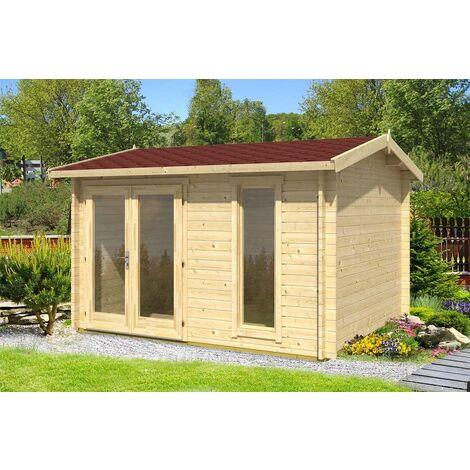 Sauna Innenkabine Modell 4 Thermo Fichte