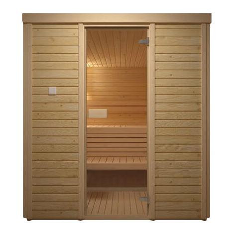 Sauna Tundra 5 m²