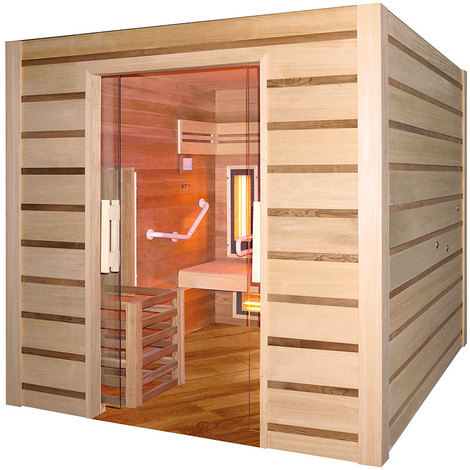 Sauna vapeur Combi Access Evo 4 places