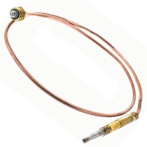 Saunier Duval Chaudière Thermocouple 600mm Thelia23 Themis614 Themis623 05114400