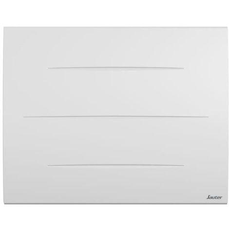 Radiateur en Fonte 2000 WATTS LCD Programmble Blanc D/étecteur de Fenetre Ouverte
