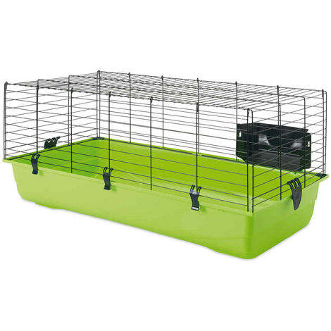 Savic - Cage Ambiente pour Lapin - 100x50x43cm
