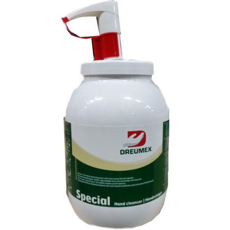 Savon à microbilles sans solvant Dreumex Special 2,8 litres