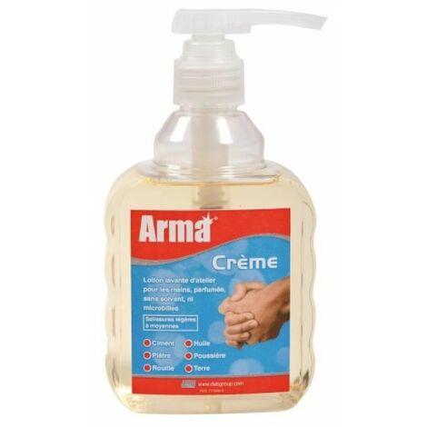 Savon Arma crème, bidon de 450 ml