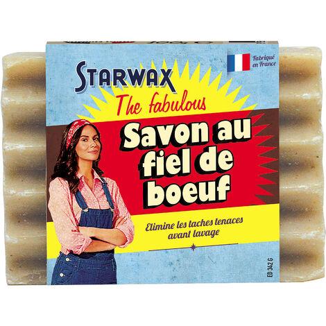 Savon détachant au fiel de boeuf The Fabulous STARWAX