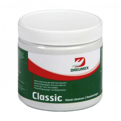 Savon gel à microbilles Classic 600ml DREUMEX