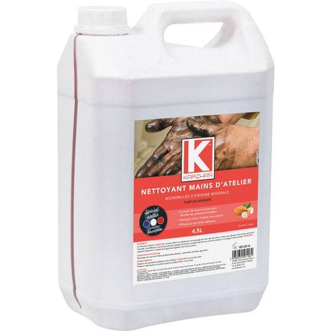 SAVON GEL MICROBILLES -4.5L- MECAN. SODISE-58118 - -