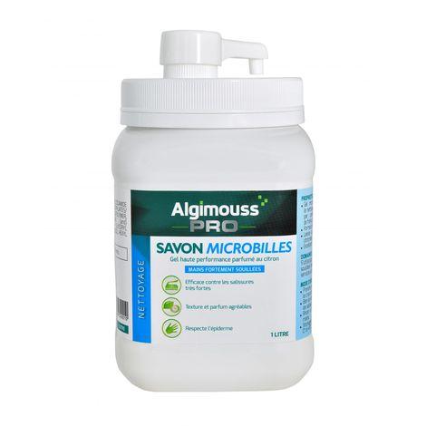 Savon microbilles haute performance 1L - Algipro