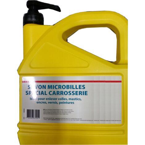 Jabón de microperlas