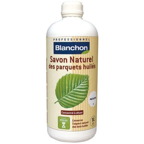 Savon Naturel Blanc Blanchon