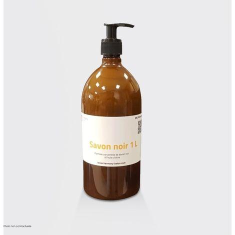 Savon noir 100% naturel - SNDOR - 1 L - Harmony Béton