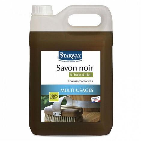 Savon noir à l'huile d'olive 5L STARWAX