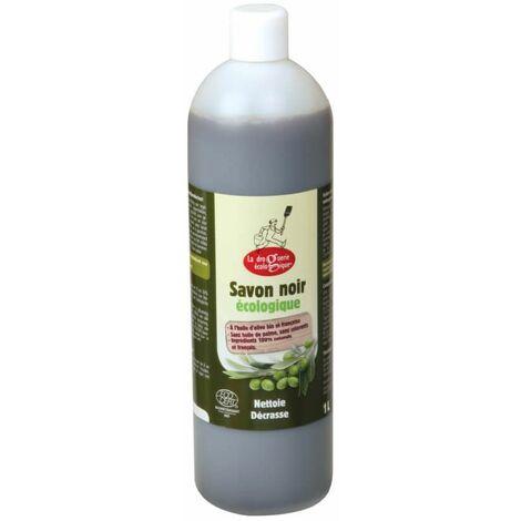 Savon noir liquide olive bio