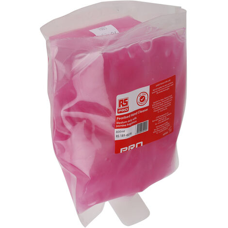 Savon pour les mains RS PRO Professional Pearlised, Bouteille 500 ml