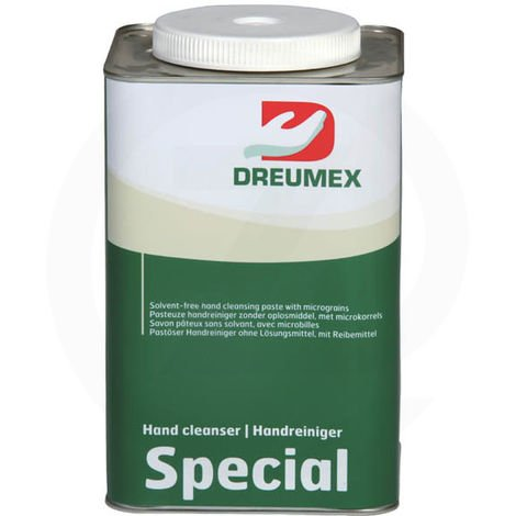 Savon special microbilles 4.2Kg Dreumex