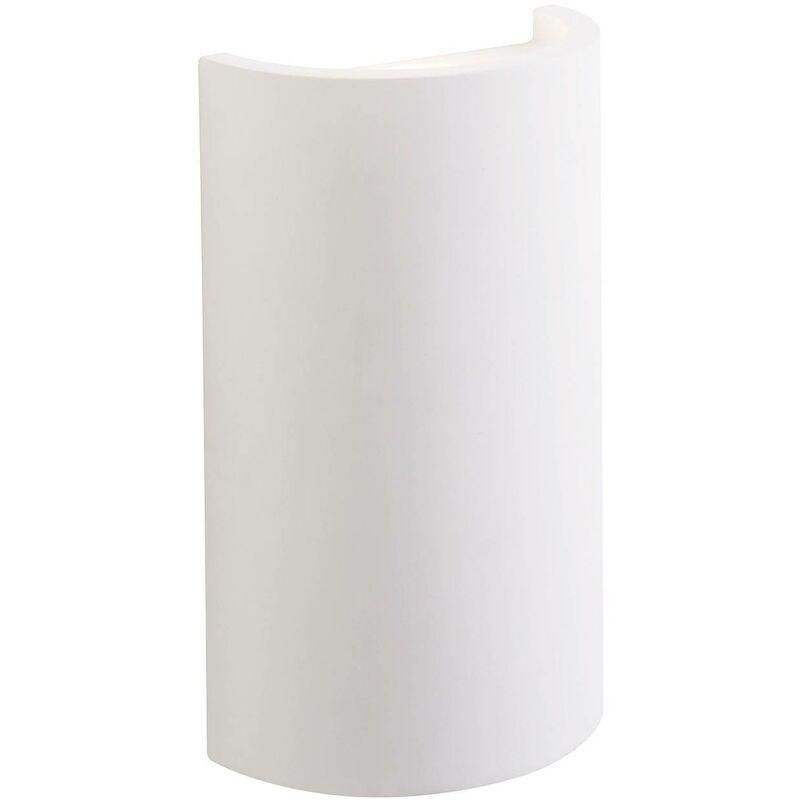 Image of Endon - 2 Light Indoor Wall Light White Plaster - ENDON DIRECTORY LIGHTING