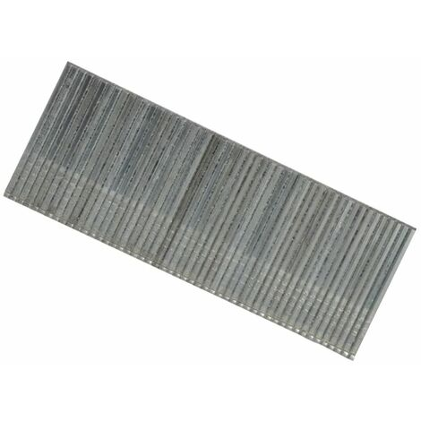 SB16 Galvanised Straight Finish Nails