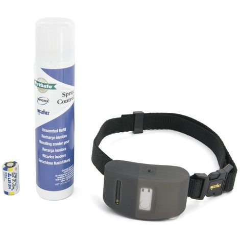 Sbc-10 kit anti aboiement deluxe inodore