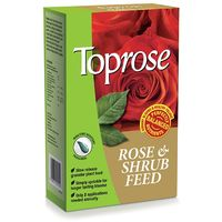 SBM Garden Toprose - Rose Feed and Fertiliser - 4kg