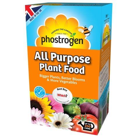 SBM Phostrogen All Purpose Plant Food - 2 kg Box
