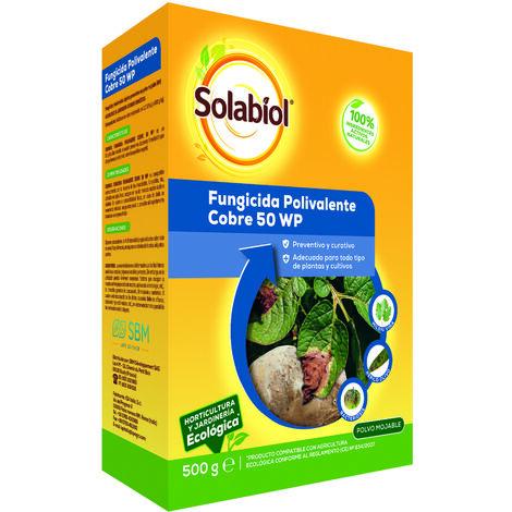 SBM - Solabiol Fungicida Polivalente de cobre 500gr