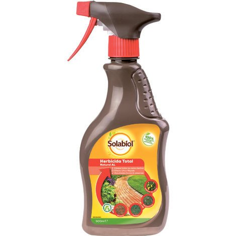 SBM - Solabiol Herbicida total Herbiclean Natria 500ml
