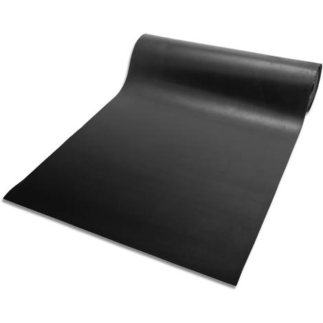 SBR-Gummiplatte | Glatt | Erhältlich in vielen Stärken und Längen