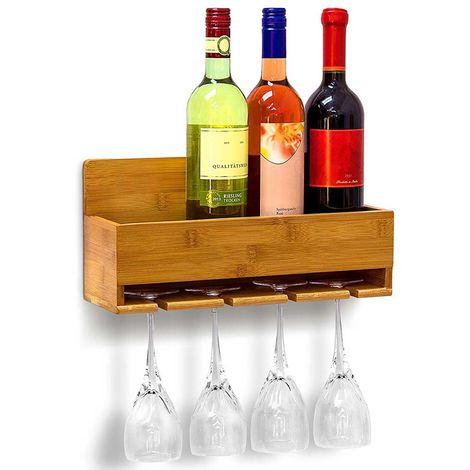 in metallo cantina decorativo cucina per bar rotondo a casa Scaffale da vino stile retrò